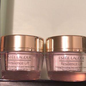 Estée Lauder Resilience lift fave neck cream set 2